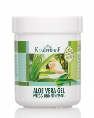 Krauterhof Gel per il fitness all'Aloe Vera Content: 100ml